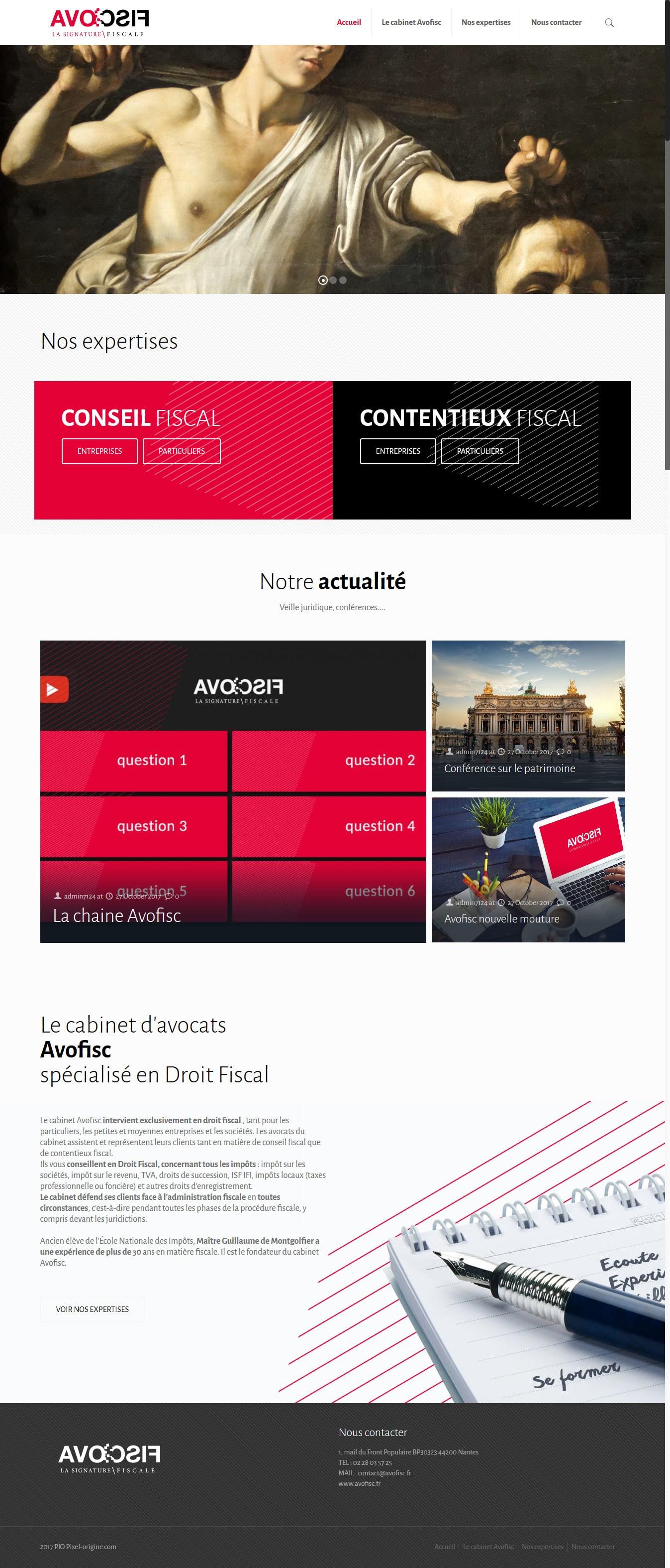 Avofisc – avocats fiscalistes Nantes