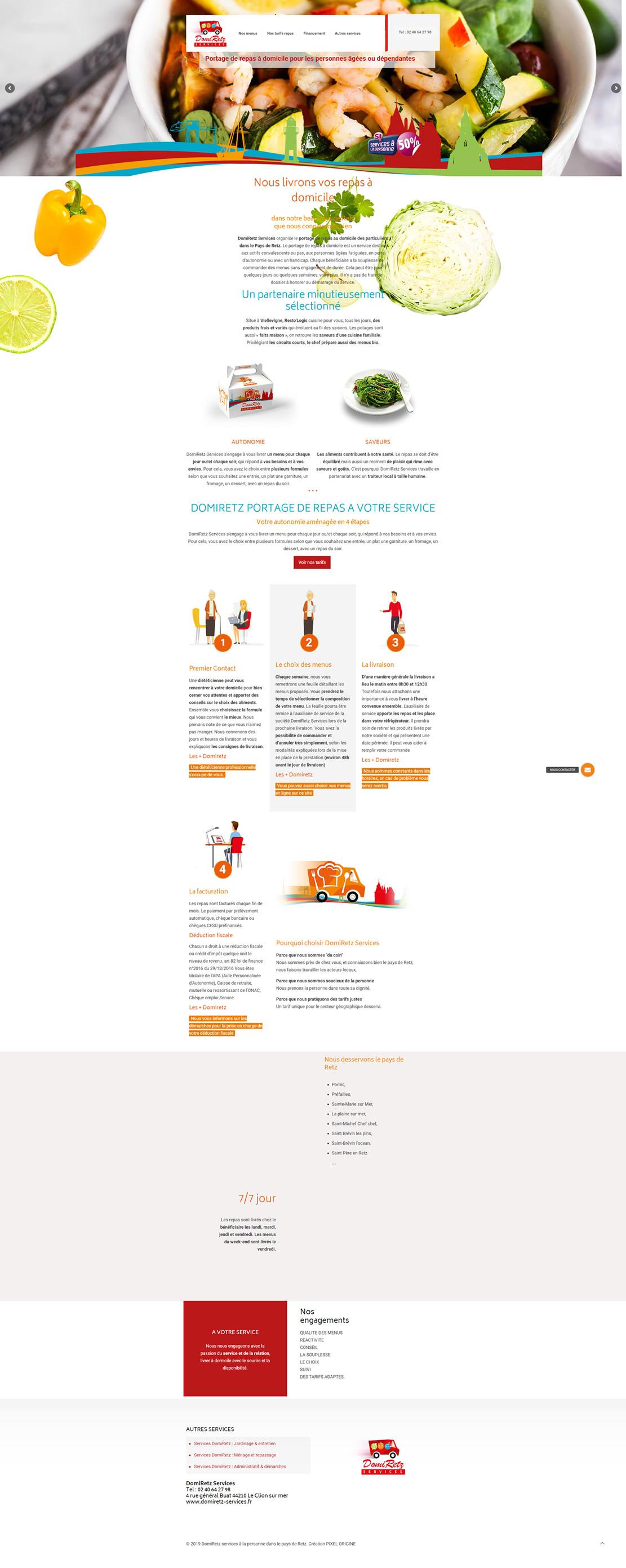 Domiretz - Domiretz services à la personne dans le pays de retz 2
